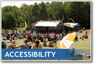 Button image of Blue Skies that links to the Accessibility page